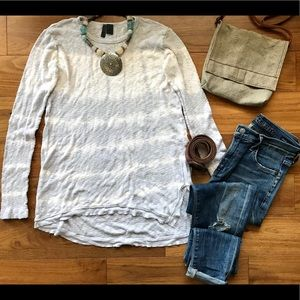 Boho lightweight sweater
